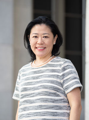 Patra Liu, General Counsel
