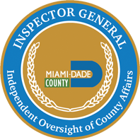 Miami-Dade County Office of the Inspector General Logo